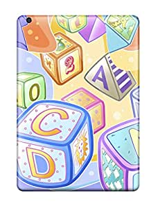 LLOYD G ENGLISH's Shop 2015 Colorful Kiddy Blocks Fashion Tpu Air Case Cover For Ipad