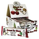 coconut bars oskri - Oskri Organics Coconut Bar - Cherry 20/1.9 oz Bar(S)