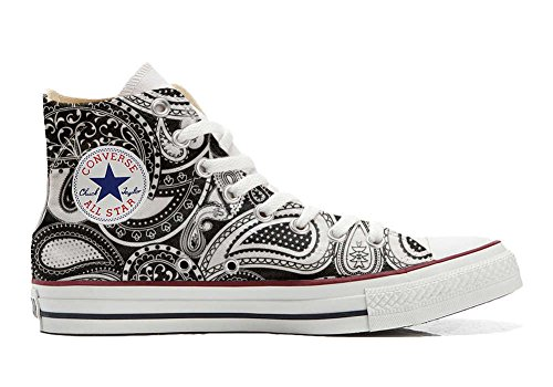 Converse All Customized Paisley producto Zapatos Personalizados Star Artesano Elegant ddUqZ