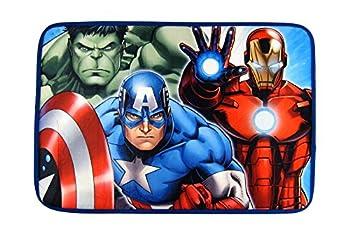"""New Marvel Memory Foam Mat 15.7""""x23.5"""" (Avengers)"""