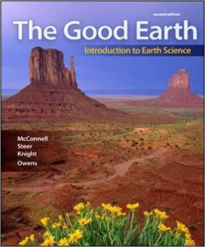 The Good Earth: Introduction to Earth Science: David McConnell ...