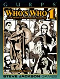 GURPS Who's Who 1, Phil Masters, 1556343671