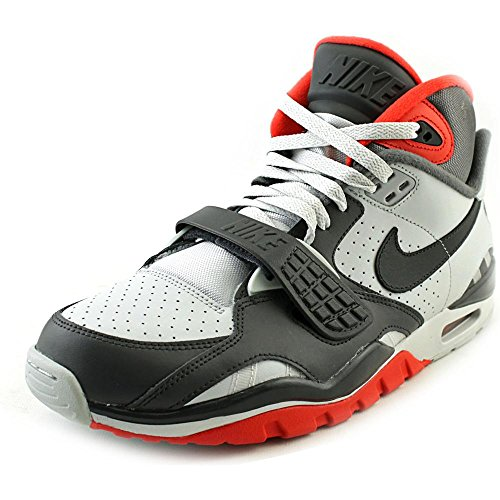 Nike Air Trainer SC II Men US 9.5 Gray Cross Training (Nike Cross Trainer Sc)