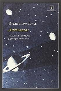 Astronautas par Lem