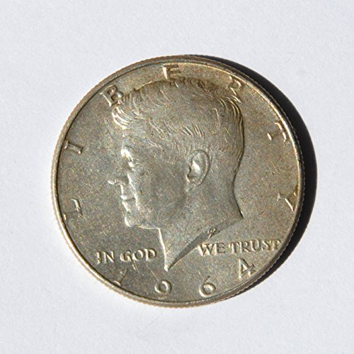 1964 United States of America Kennedy Half Dollar (Silver 90%) #1 Coin Very Good Details ()