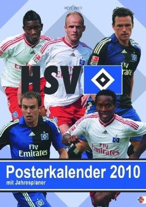 HSV 2010. Posterkalender