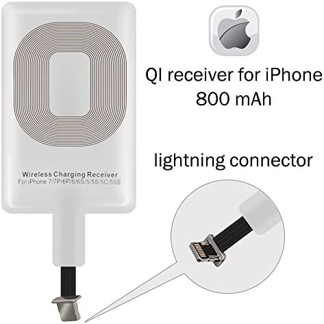Receiver Compatible iPhone 5 5c Charging product image