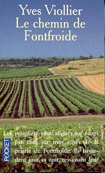 Le chemin de Fontfroide par Viollier