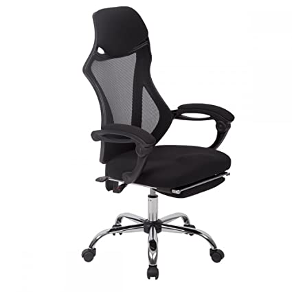 Office Chair High Back Recliner Mesh Task Computer Desk Racing