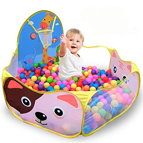 Fence Baby Ball Toy 1.2M Baby Playpens For Children's Foldable Kids Ball Outdoor/Indoor Game Tent Toy Fence Activity By (Transformers Dog Costume)