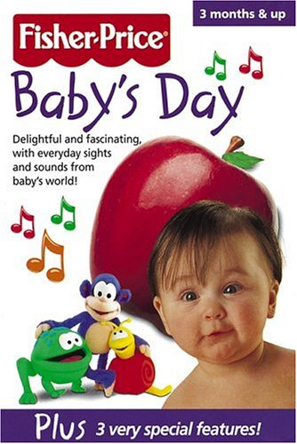 Fisher Price - Baby's Day (Fisher Price Music Arch)