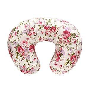 Funda de almohada para lactancia, 100% algodón natural Funda ...