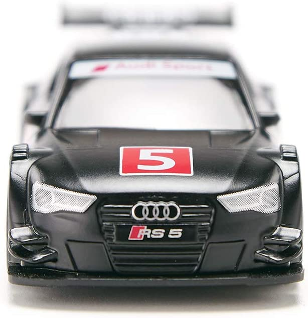 Grand Becquet Audi RS 5 Racing voitures de course SIKU 1580 Multi couleur V/éhicule-jouet pour enfants M/étal//plastique