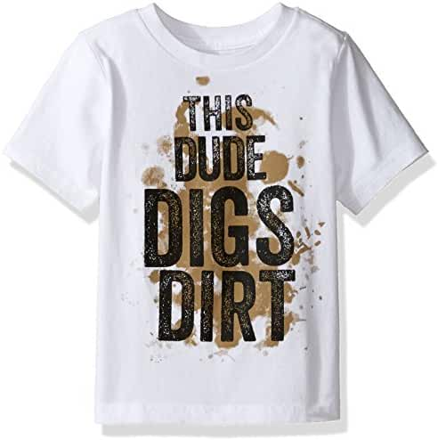 The Children's Place Baby-Boys' Short Sleeve Graphic T-shirt