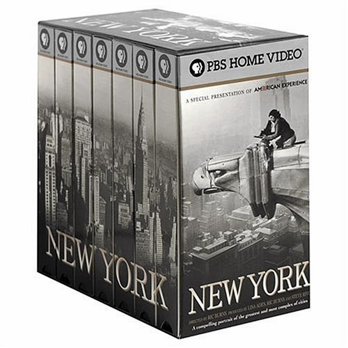 New York (7 Episode PBS Boxed Set) [VHS] (Boxed Truffle)