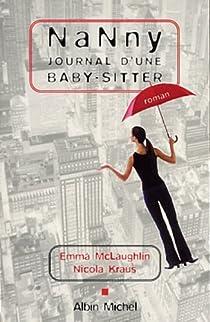 Nanny : Journal d'une baby-sitter par McLaughlin