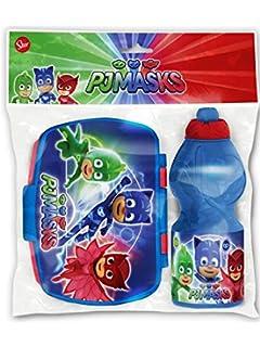 PJ Máscaras 701976 – : Fiambrera + Botella, multicolor