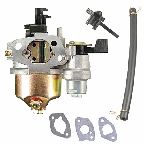 New Carburetor W/gaskets for Honda GX120 GX140 GX160 GX168 GX200 Small Engines (Parts Engine Small Honda)