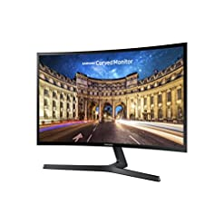 SAMSUNG LC27F398FWNXZA SAMSUNG C27F398 27 Inch Curved LED Monitor Computers and Accessories