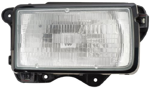 Honda Passport Headlight Assembly (Isuzu RODEO/Honda PASSPORt HeadLight Assembly Right Hand)