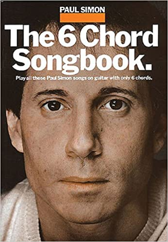 Amazon.com: Paul Simon - The 6 Chord Songbook (Paul Simon/Simon ...