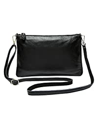 SAIERLONG Ladies Designer Womens Genuine Leather Cross Body Bags Shoulder Bags