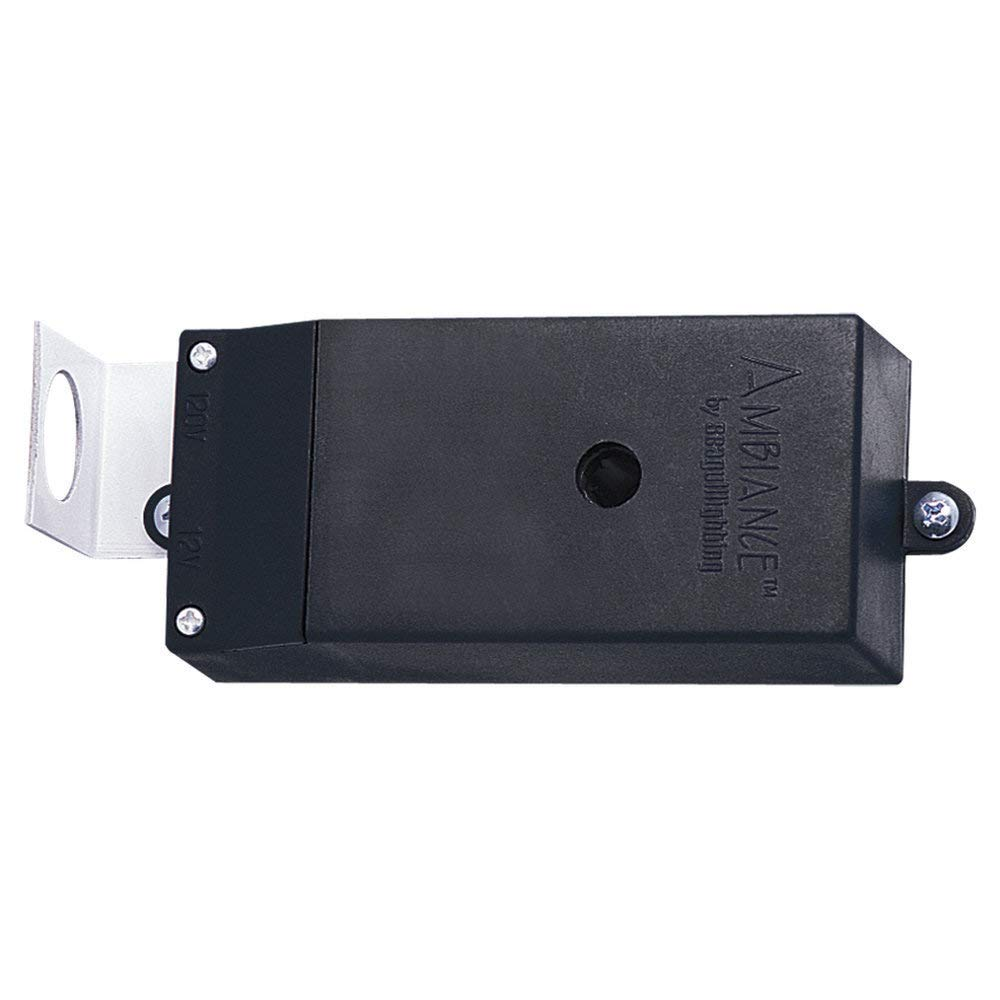 Sea Gull Lighting 9456-12 Ambiance 12-Volt 60-to-150-Watt Transformer Hardwire, Black by Sea Gull Lighting