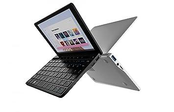 GPD Pocket 2 - Celeron Amber Black Edition - Portátil portátil con Windows 10 con pantalla