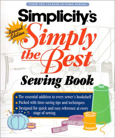 Simplicity: Simply the Best Sewing Book