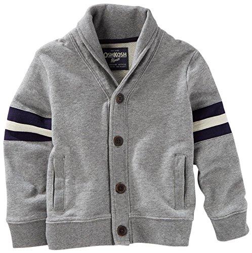 OshKosh B'Gosh Boys' Knit Layering 22153910, Heather (053), 3T