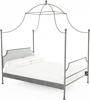 product image for Beekman 1802 Pavilion Canopy Bed Frame, Queen