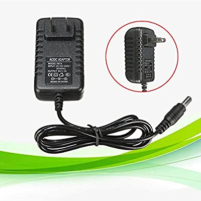 AC 100-240V TO DC 6V 1A Adapter Power Supply Transformer US Plug Battery Charger