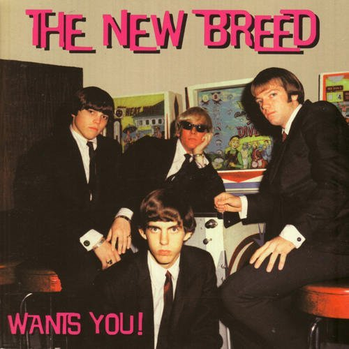 The New Breed Wants You!