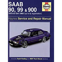 Saab 90, 99 and 900 Service and Repair Manual