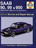 img - for Saab 90, 99 and 900 Service and Repair Manual (Haynes Service and Repair Manuals) book / textbook / text book