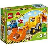 LEGO - 10811 - DUPLO - Jeu de Construction - La Pelleteuse
