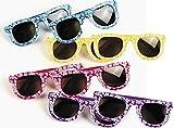Kids' Hibiscus Sunglasses, 24 Pairs