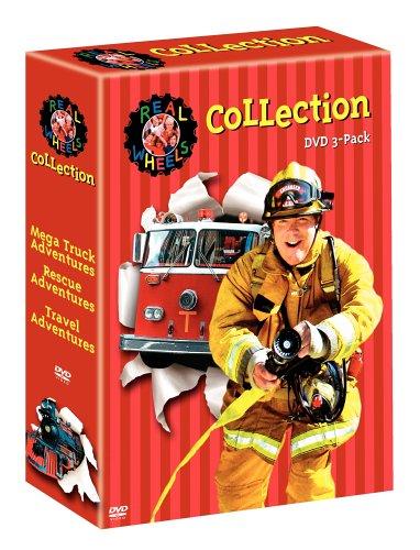 Adventure Source Book - Real Wheels Collection: Mega Truck Adventures/Rescue Adventures/Travel Adventures