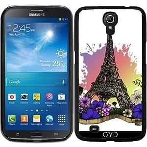 Funda para Samsung Galaxy Mega 6.3 GT-I9205 - Torre Eiffel by Adamzworld