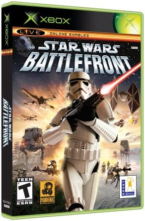 Star Wars Battlefront - Xbox by LucasArts: FOR XBOX PLATINUM HITS ...