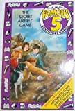 img - for The Secret Airfield Game (Famous Five Adventure Games) book / textbook / text book