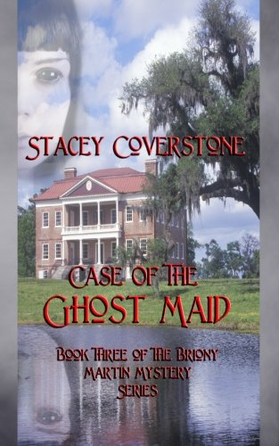 book cover of Case of the Ghost Maid