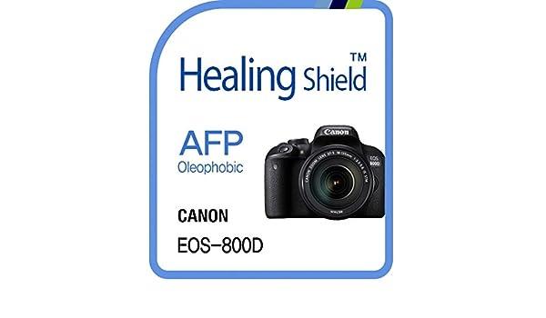 Healingshield Protectores de Pantalla Oleophobic AFP Clear Film ...