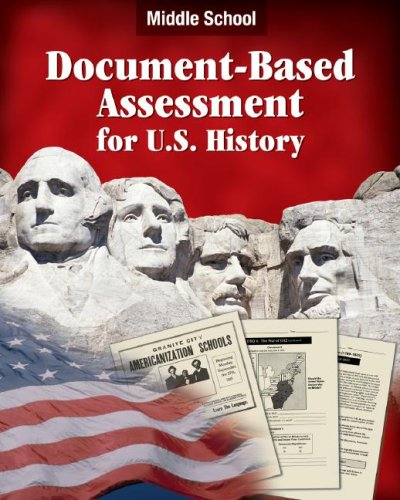 Read Online Document-Based Assessment for U.S. History: Middle School PDF