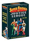 Challenge of the Super Friends to Justice League (DVD 3-Pack) (Attack of the Legion of Doom/United They Stand/Secret Origins)