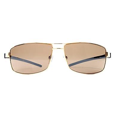 Amazon.com: Prodigy marco de oro con Flash Espejo café y ...