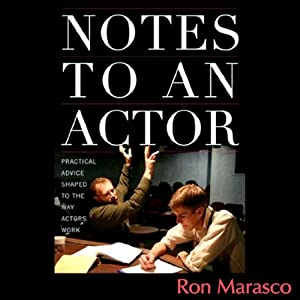 Notes to an Actor Audiobook