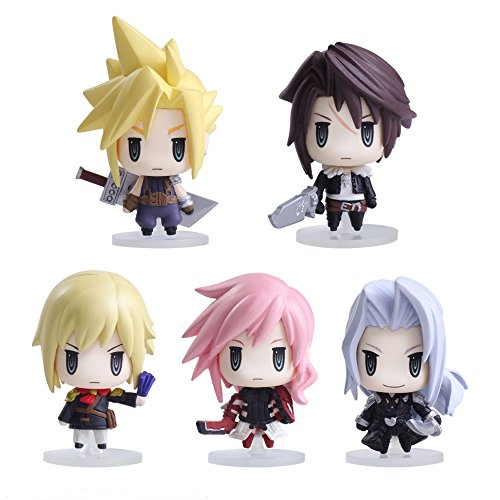 Square Enix Final Fantasy Trading Arts Vol. 1 Random Blind Box Mini Figure Set of 6 Action Figure