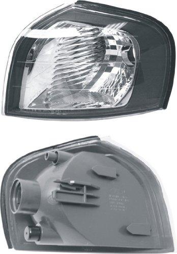 URO Parts 8620463 Left Turn Signal Lens with Halogen Headlights (Headlight Lens S80 Volvo)