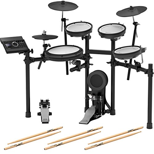 Roland TD-17KV-S V-Drums Electronic Drum Set (with drum sticks)